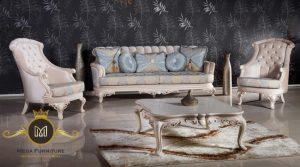 Sofa Tamu Mewah Modern Duco Terbaru
