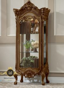 Furniture Victorian Living Mewah Jati Jepara