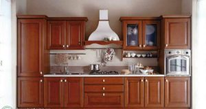 Set Dapur Jati Simple Modern