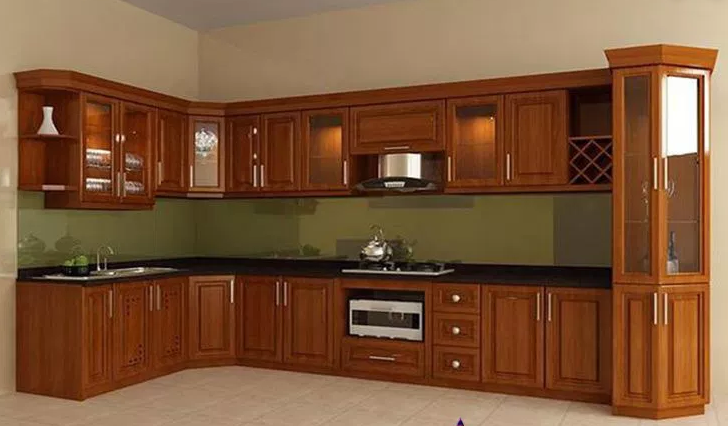 Set Dapur Modern Mewah