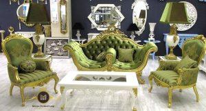 Set Sofa Tamu Mewah