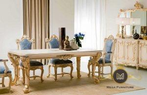 Alexandra Italian Dining Room Furniture