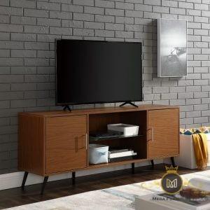 Bufet TV Kaki Besi Model Terbaru