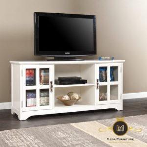 Meja TV Sederhana Model Modern