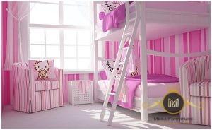 Set Kamar Hello Kitty