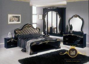 Set Kamar Tidur Mewah Model Modern