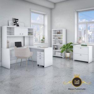 Set Meja Kantor Mewah Model Terbaru