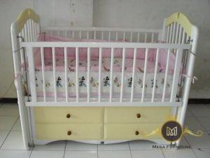 Tempat Tidur Anak 4 Laci