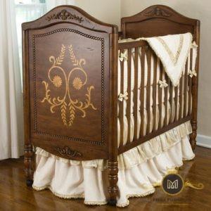 Tempat Tidur Anak Klasik