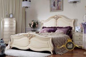 Ultra Modern Bedroom Decoration Set Furniture