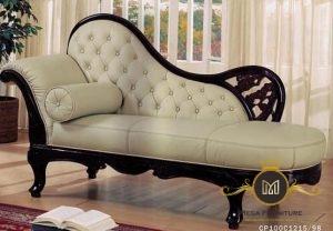 Bangku Sofa Santai Modern