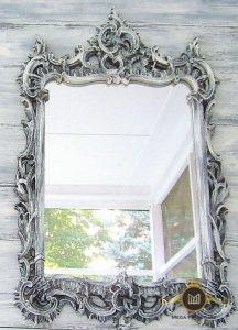 Cermin Ukir Kayu Jati Jepara