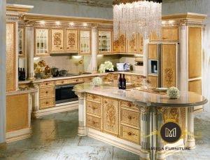 Kitchen Set Model Klasik