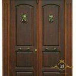 Set Pintu Mewah Jati Jepara