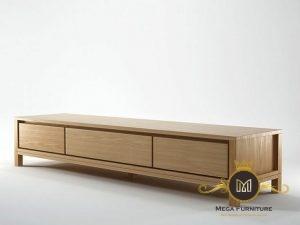 Bufet tv retro model klasik jati jepara
