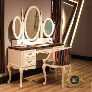 Meja Rias 3 Cermin Model Terbaru