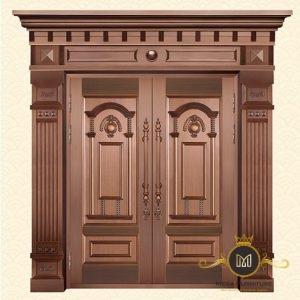 Pintu Mewah Kayu Jati