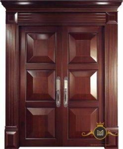 Pintu Rumah Kayu Jati Mewah