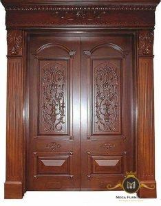 Pintu Rumah Mewah Jati Jepara