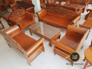 Kursi Tamu Minimalis Madura Ukiran Jepara