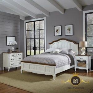 Set Kamar Tidur Model simpel Klasik