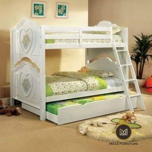 Tempat Tidur Anak Tingkat Modern
