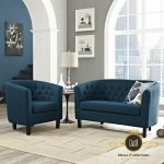 Kursi Sofa Ruang Tamu Modern Wilbur