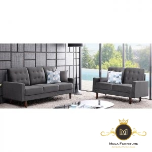 Set Kursi Sofa Retro Kayu Jati