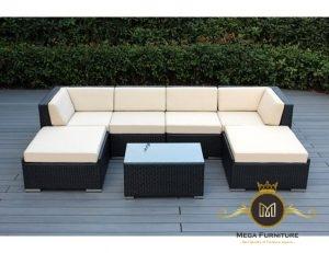 Sofa Rotan Outdoor