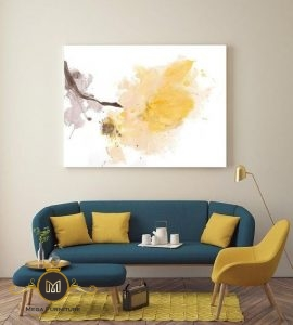 Kursi Sofa Tamu Minimalis Retro Modern