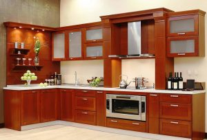 Kitchen Set Mewah Modern