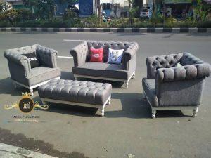 Sofa Tamu Minimalis Jok Busa