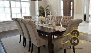 Meja Makan Kursi Sofa