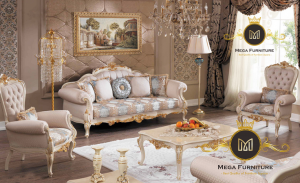 Sofa Tamu Cantik Ukiran