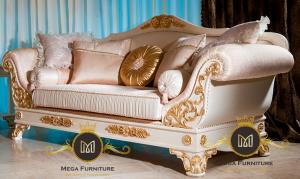 Sofa Tunggal Mewah