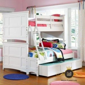 Tempat Tidur Anak Tingkat Minimalis Duco
