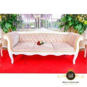 Kursi Sofa Pelaminan Klasik Elegan