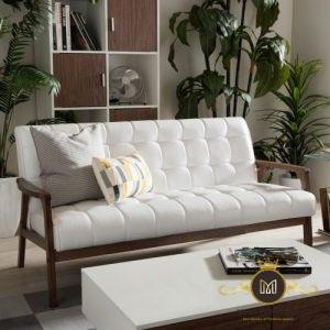 Set Sofa Minimalis Kayu Jati