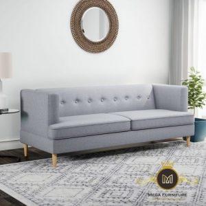 Sofa bale-bale minimalis Kayu Jati