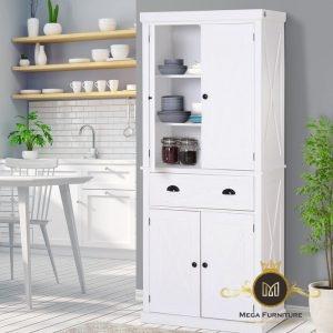Lemari Dapur Minimalis Kayu Terbaru