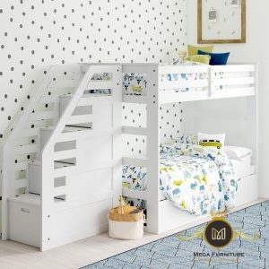Tempat Tidur Susun Minimalis Marchan