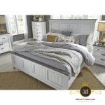 Kamar Set Minimalis Modern Putih Ophelia