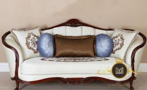 Kursi Bangku Sofa Jati Terbaru
