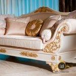 Sofa Mewah Ukir Elegan