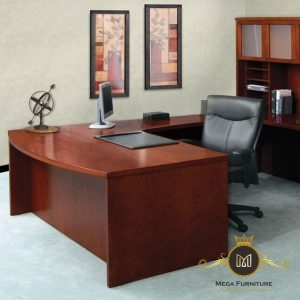 Meja Kantor Jati L