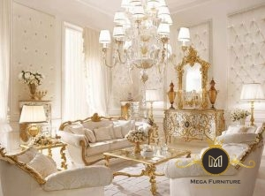 Sofa Luxury Natural Soft