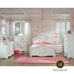Set Tempat Tidur Anak Modern Duco